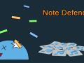 Note Defender