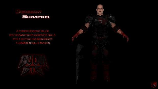 Sergeant Shrapnel