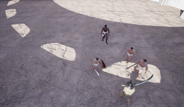 GladiatorsFighting 4
