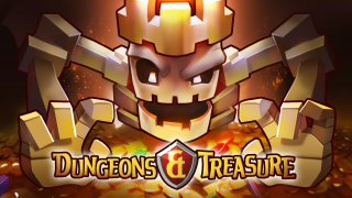 Dungeons & Treasure VR roguelike multiplayer