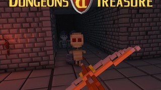 Dungeons & Treasure VR dungeon crawler