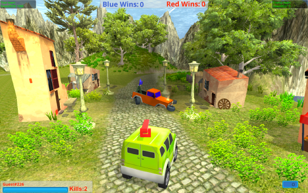 Screen Shot LibreCars