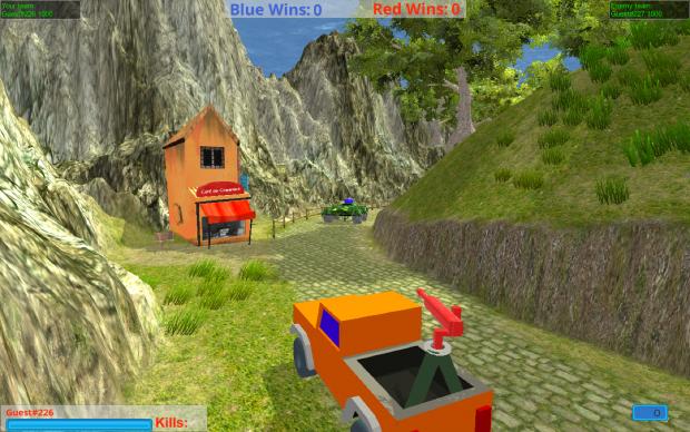 Screen Shot LibreCars