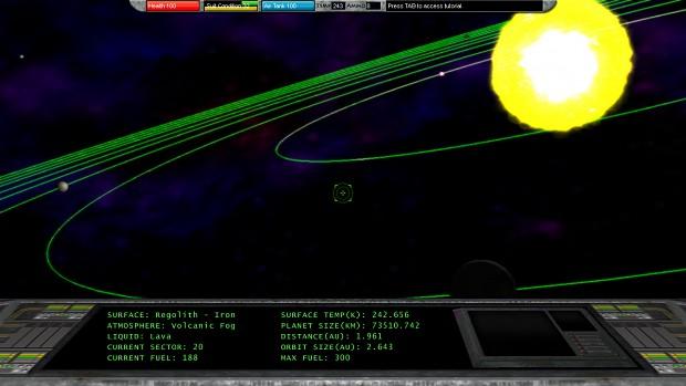 Orbit Lines