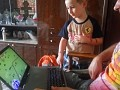 How Artem plays in Horde Attack. He's 5. Vote for