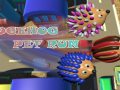 Hedgehog Pet Run – Endless Road Runner 3D