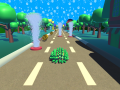 Wet Road Run: A Hedgehog Story