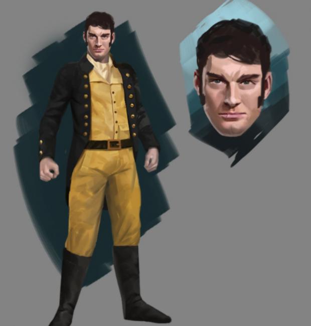 WIP concept captain