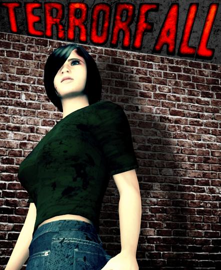 Terrorfall - Avery Poster 1