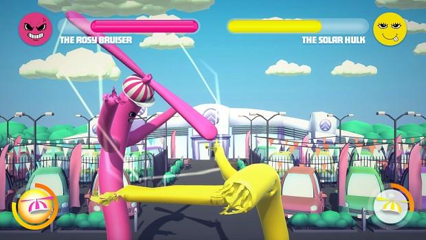 Inflatality Screenshots