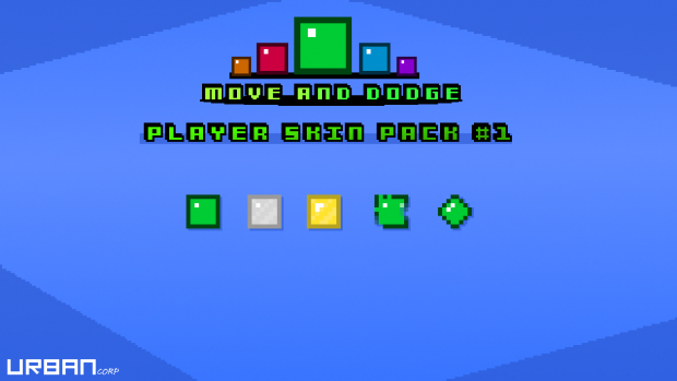 Player skin pack #1