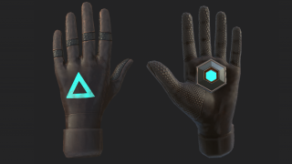 gloves materialed 5
