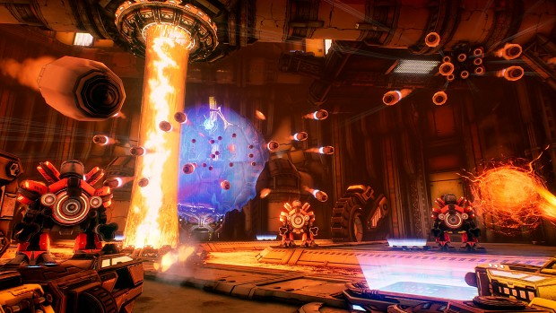 Mothergunship Launch Screenshot 002