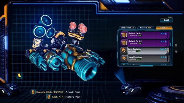 Mothergunship Launch Screenshot 003