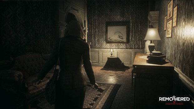 Remothered: Tormented Fathers - Early Access Screenshot