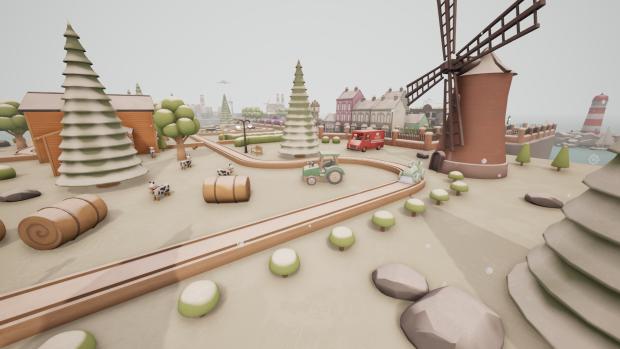 Tracks 2020 Screenshots