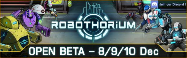 Open Beta Robothorium