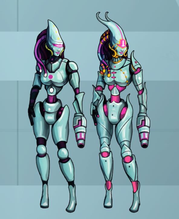 Lady concepts