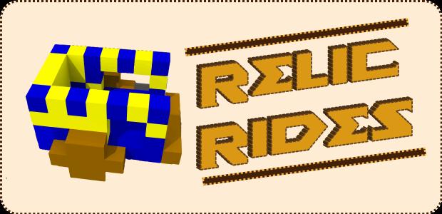 Relic Rides - Logo