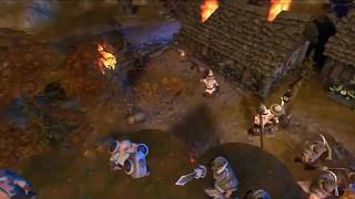 Castle Wars VR Trailer