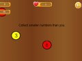 Collect Smaller Numbers