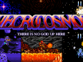 Necrocosmos: There is no god up here