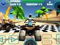 3D Quad Racing Girls