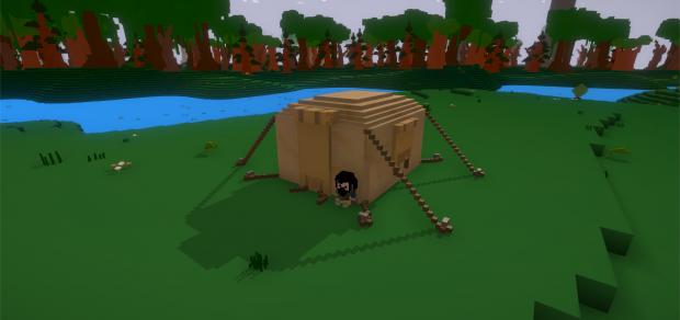 Traveler's tent
