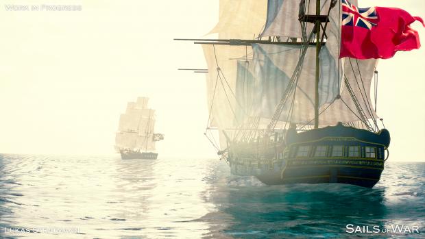 Sails of War - Sloop-of-War