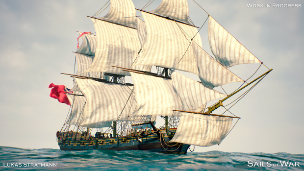 Sails of War - Sloop-of-War
