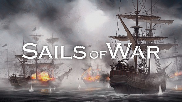 Sails of War - Name Wallpaper