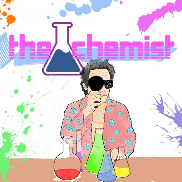 The Chemist - Boxart