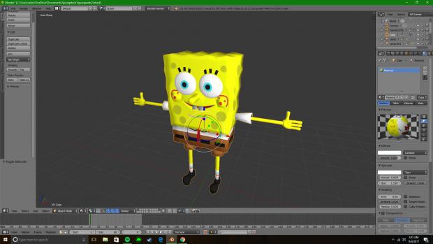 Spongebob update