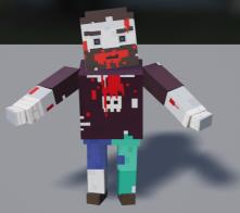 Hobo Zombie icon 1