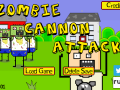 Zombie Cannon Attack!