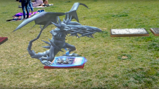 Duel Monsters GO Blue-Eyes Ultimate Dragon