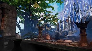 Tutorial ingame screenshot VR