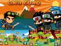 Lava Island: Shooting Action Adventure Platformer