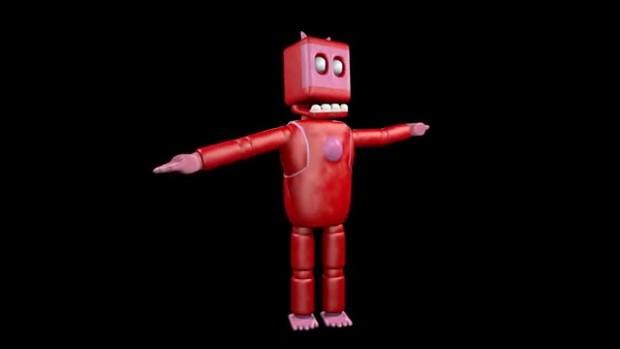blender_realistic animatronic_movement_test mp4