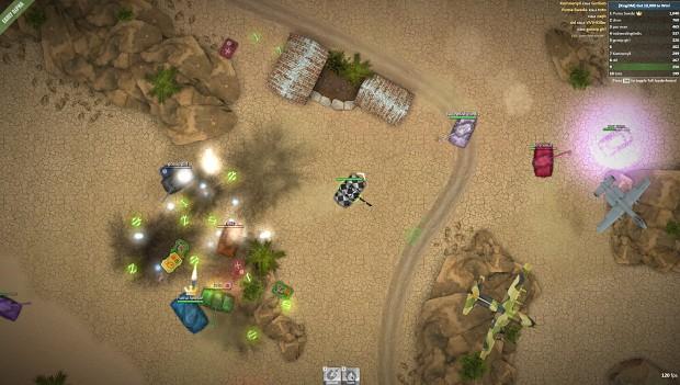 tankwars deathmatch battle 1