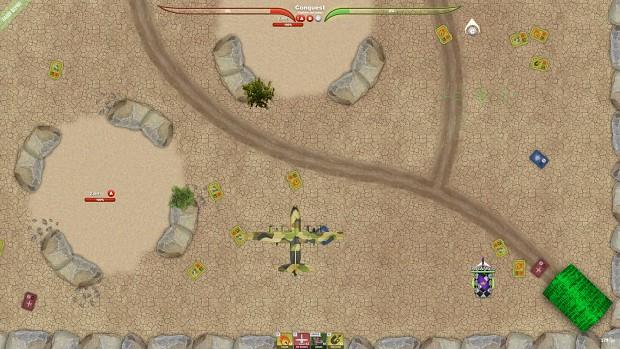 tankwars map screenshot 4