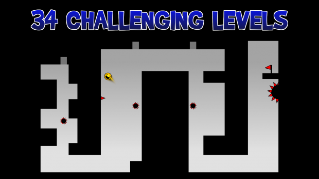 Super Jumpy Ball Challenging lev 2