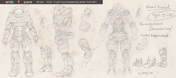 Power Armor Kernet
