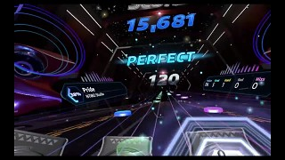 Into the Rhythm VR Gameplay Video