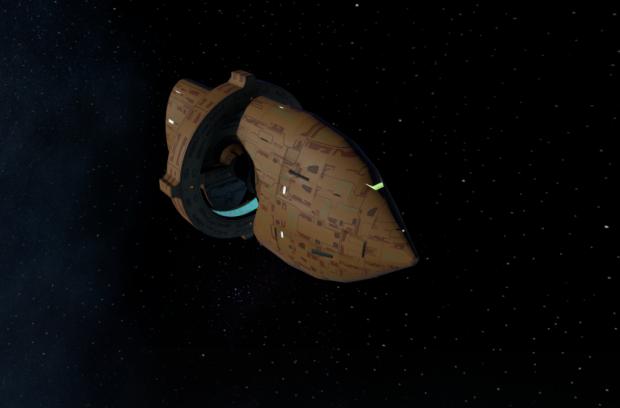 Lorr ships WIP. Frigate tier 1.