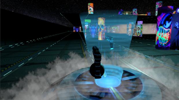 VR Laser Tag October Update