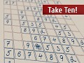 Take Ten: Puzzle with numbers