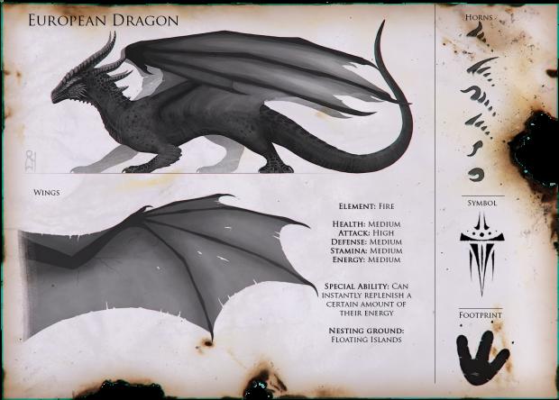 Dossier European Dragon