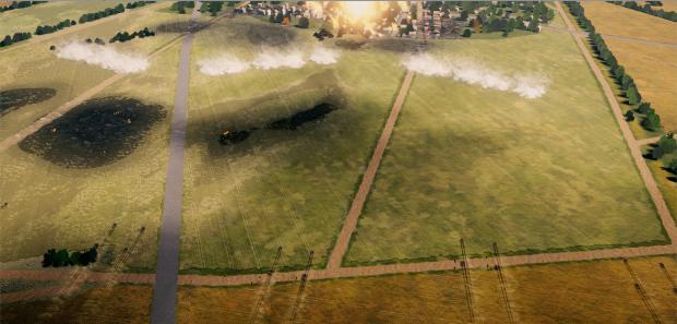 Early Alpha Screenshots