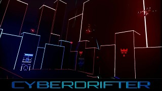 CYBERDRIFTER - Enter Cyberspace in Virtual Reality